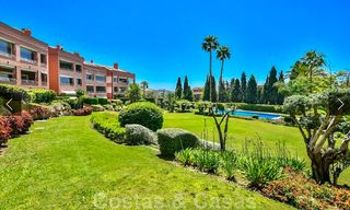 5-bedroom penthouse apartment for sale on the Golden Mile, short stroll to the beach and Marbella town 27665