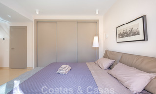 Renovated flat for sale in the iconic first line beach complex Gray D'Albion in Puerto Banus, Marbella 28348