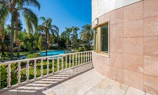 Renovated flat for sale in the iconic first line beach complex Gray D'Albion in Puerto Banus, Marbella 28349