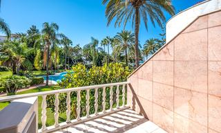 Renovated flat for sale in the iconic first line beach complex Gray D'Albion in Puerto Banus, Marbella 28359