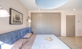 Renovated flat for sale in the iconic first line beach complex Gray D'Albion in Puerto Banus, Marbella 28360