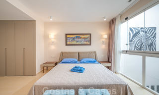 Renovated flat for sale in the iconic first line beach complex Gray D'Albion in Puerto Banus, Marbella 28364