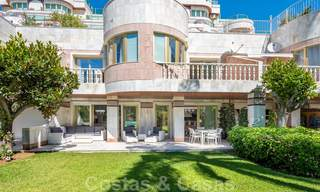 Renovated flat for sale in the iconic first line beach complex Gray D'Albion in Puerto Banus, Marbella 28396