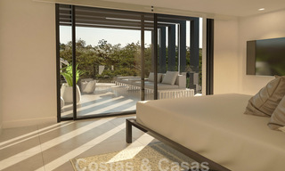 Exclusive, modern new build villa for sale close to the beach in East Marbella 28623