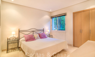 Spacious luxury corner apartment for sale in frontline beach complex within walking distance of Estepona centre 29671