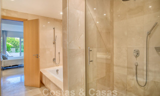 Spacious luxury corner apartment for sale in frontline beach complex within walking distance of Estepona centre 29687