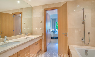 Spacious luxury corner apartment for sale in frontline beach complex within walking distance of Estepona centre 29688