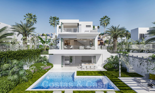Investment project: Villa to be renovated for sale in Nueva Andalucia near Puerto Banus in Marbella 29778