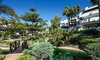 Luxurious fully renovated apartment with stunning sea views for sale in Puente Romano - Golden Mile, Marbella 29904
