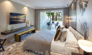 Luxurious fully renovated apartment with stunning sea views for sale in Puente Romano - Golden Mile, Marbella 29914