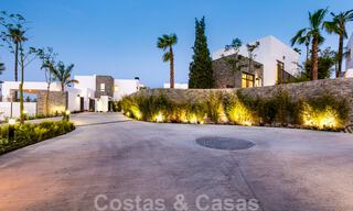 Brand New modern Villa for sale on the Golden Mile, Marbella. Special discount until 31/12! 30232