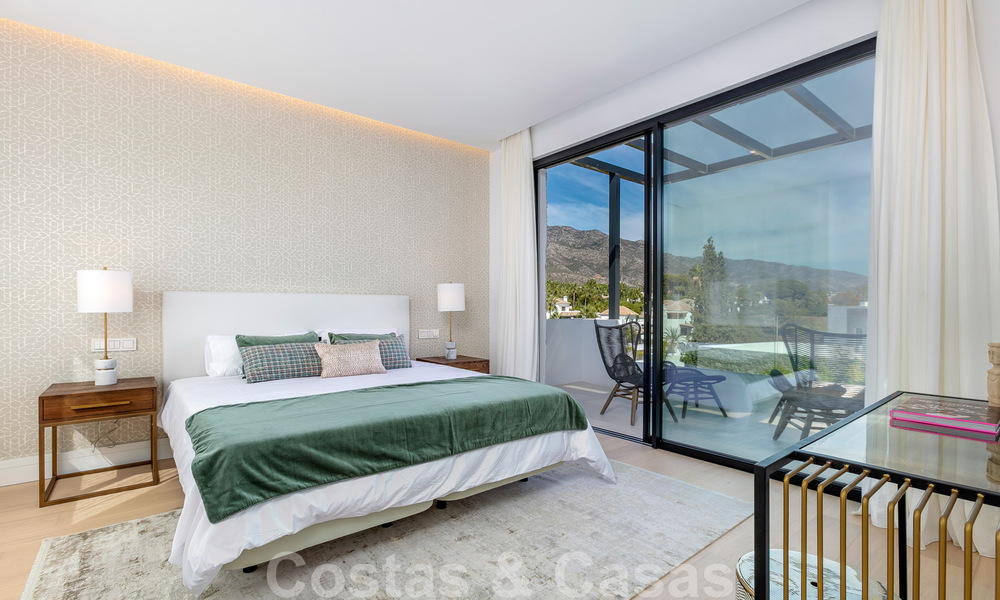 Brand New modern Villa for sale on the Golden Mile, Marbella. Special discount until 31/12! 30240