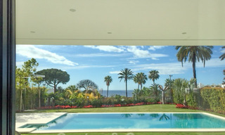 Brand New modern Villa for sale on the Golden Mile, Marbella. Special discount until 31/12! 30241