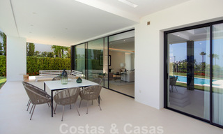 Brand New modern Villa for sale on the Golden Mile, Marbella. Special discount until 31/12! 30244