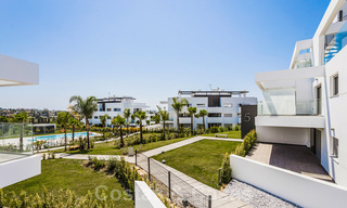Ready to move in new modern penthouse corner flat for sale in Benahavis - Marbella 30258