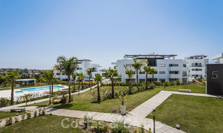 Ready to move in new modern penthouse corner flat for sale in Benahavis - Marbella 30262