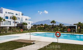 Ready to move in new modern penthouse corner flat for sale in Benahavis - Marbella 30266