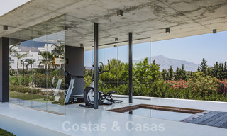 Ready to move in new modern penthouse corner flat for sale in Benahavis - Marbella 30267