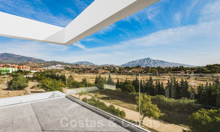 Ready to move in new modern penthouse corner flat for sale in Benahavis - Marbella 30272