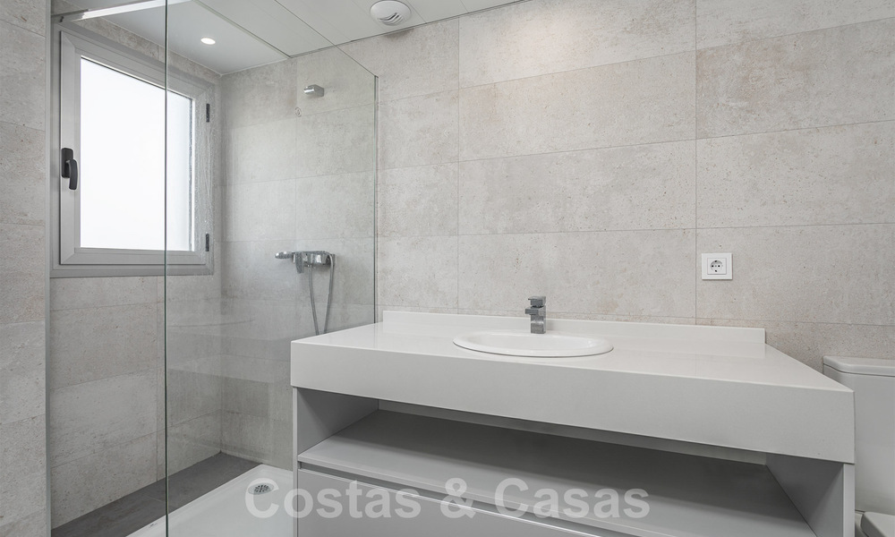 Ready to move in new modern penthouse corner flat for sale in Benahavis - Marbella 30275