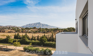 Ready to move in new modern penthouse corner flat for sale in Benahavis - Marbella 30276