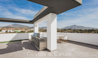 Ready to move in new modern penthouse corner flat for sale in Benahavis - Marbella 30281