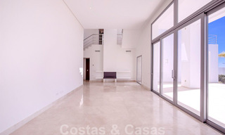 Ready to move in, new modern luxury villa for sale with sea views in Marbella - Benahavis in gated community 33587