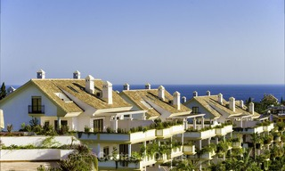 Luxury apartment for sale on the Golden Mile between central Marbella and Puerto Banus 13580