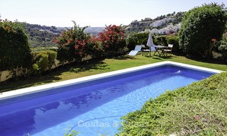 Luxury Villa for sale on golf resort Marbella - Benahavis 14078