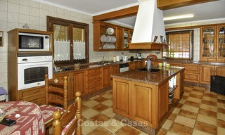 Luxury Villa for sale on golf resort Marbella - Benahavis 14081