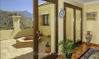 Luxury Villa for sale on golf resort Marbella - Benahavis 14084