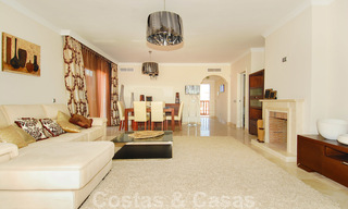Luxury frontline golf apartments for sale, Marbella - Estepona 24293