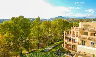 Luxury frontline golf apartments for sale, Marbella - Estepona 24296