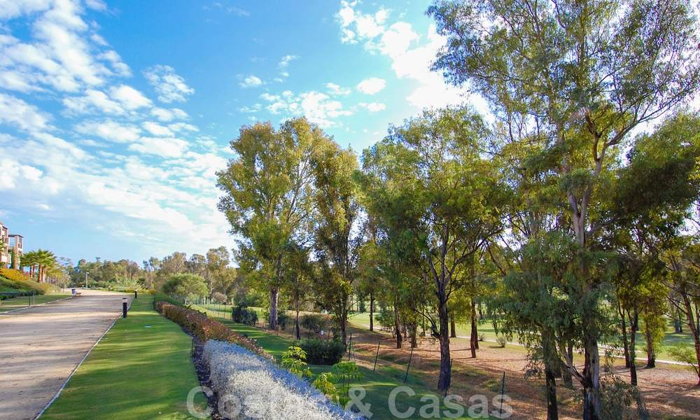 Luxury frontline golf apartments for sale, Marbella - Estepona 24297