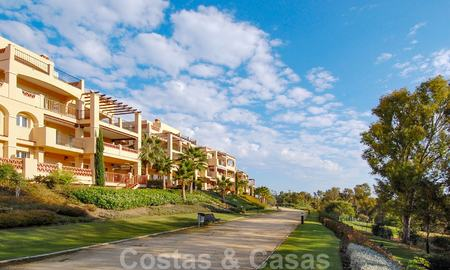 Luxury frontline golf apartments for sale, Marbella - Estepona 24298