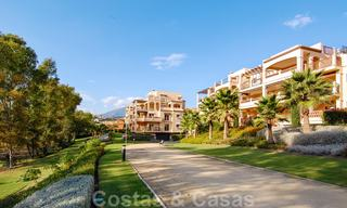 Luxury frontline golf apartments for sale, Marbella - Estepona 24299