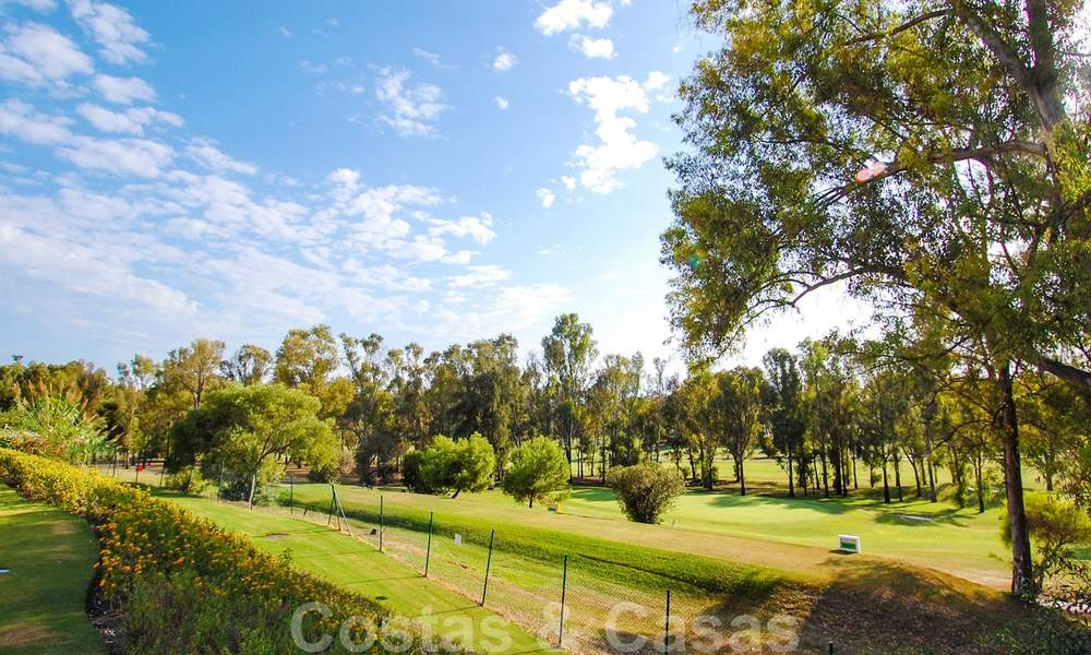 Luxury frontline golf apartments for sale, Marbella - Estepona 24300