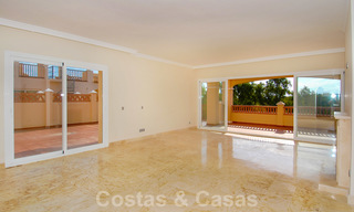 Luxury frontline golf apartments for sale, Marbella - Estepona 24304