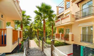 Luxury frontline golf apartments for sale, Marbella - Estepona 24305