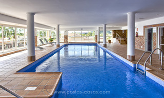 Luxury frontline golf apartments for sale, Marbella - Estepona 24309