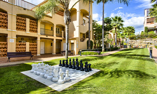 Luxury frontline golf apartments for sale, Marbella - Estepona 24312