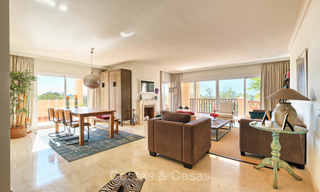 Luxury frontline golf apartments for sale, Marbella - Estepona 24318