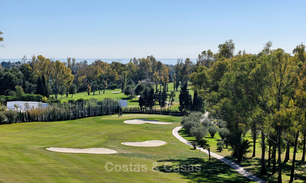 Luxury frontline golf apartments for sale, Marbella - Estepona 24320