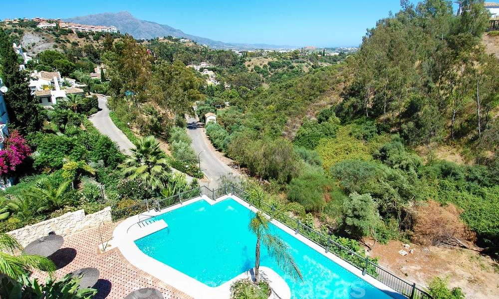 Luxury apartments for sale with sea views, Marbella -Benahavis 19966