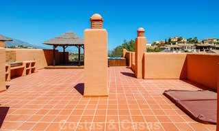 Luxury apartments for sale with sea views, Marbella -Benahavis 19977