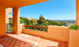 Luxury apartments for sale with sea views, Marbella -Benahavis 19978