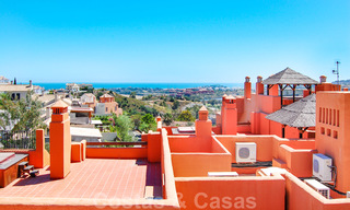 Luxury apartments for sale with sea views, Marbella -Benahavis 19980
