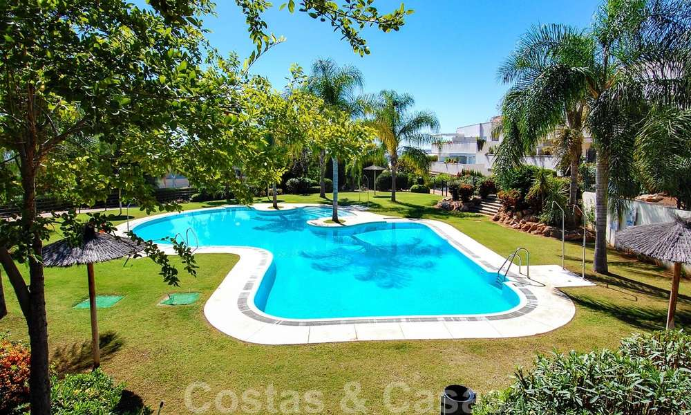 Apartments for sale in Nueva Andalucia - Marbella, walking distance to the beach and Puerto Banus 23116