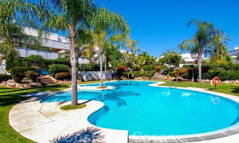 Apartments for sale in Nueva Andalucia - Marbella, walking distance to the beach and Puerto Banus 23117