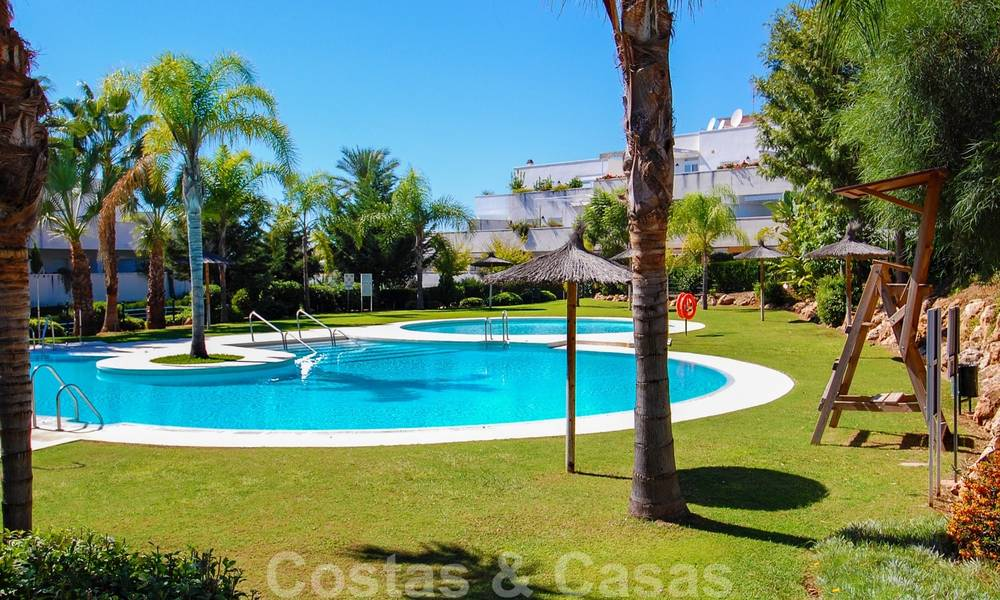 Apartments for sale in Nueva Andalucia - Marbella, walking distance to the beach and Puerto Banus 23120